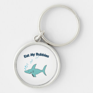 Eat My Bubbles Keychain