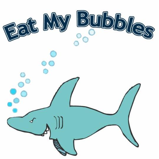 Eat My Bubbles Statuette