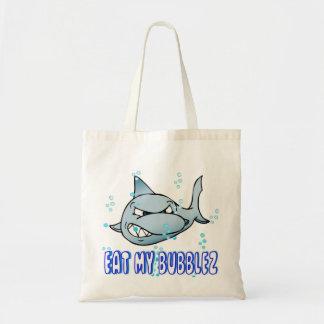 Eat My Bubblez Budget Tote Bag