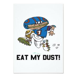 Eat My Dust Card