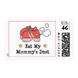 Eat My Mommy's Dust Postage Stamps