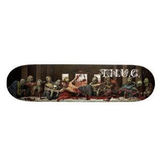 Eat Of My Flesh Skateboard