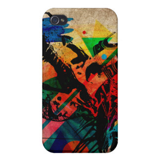 Eat or be eaten cover for iPhone 4