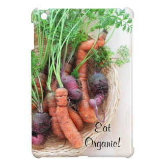 Eat Organic! iPad Mini Cases