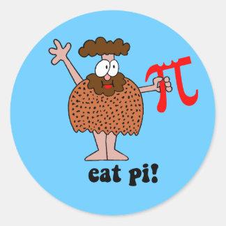 eat Pi Sticker