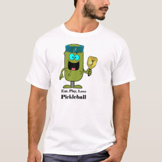 Eat, Play, Love Pickleball T-Shirt