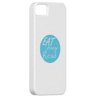 Eat, Pray, READ iPhone SE/5/5s Case