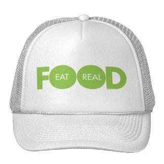 Eat Real Food. Trucker Hat