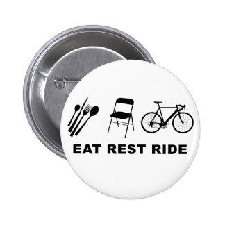 Eat Rest Ride Button