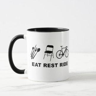 Eat Rest Ride Mug