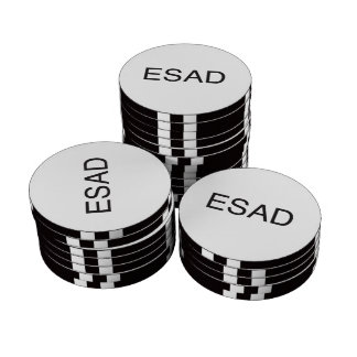 eat s and d.ai poker chip set