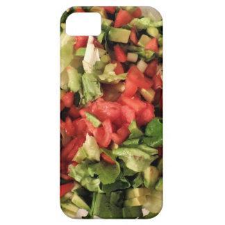Eat Salad Veggies Tomato Avocado Lettuce Photo iPhone 5 Cover