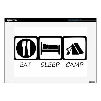 EAT SLEEP27 DECALS FOR LAPTOPS
