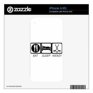 EAT SLEEP29 DECAL FOR iPhone 4
