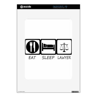 EAT SLEEP33 SKINS FOR iPad