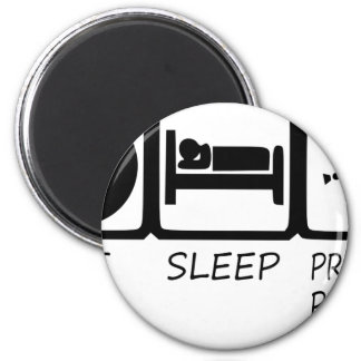 EAT SLEEP41 MAGNET