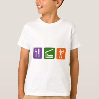 Eat Sleep Archery! T-Shirt