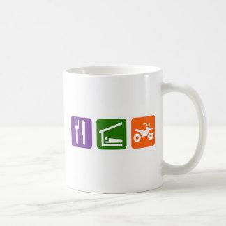 Eat Sleep ATV Coffee Mug