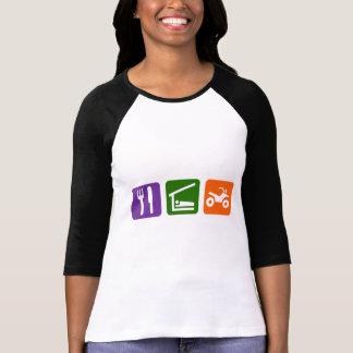 Eat Sleep ATV Shirt