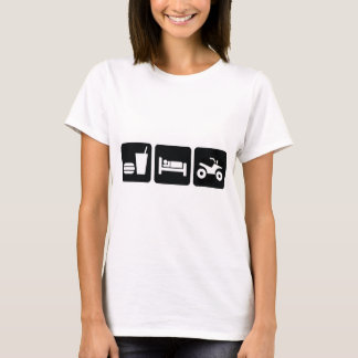 Eat Sleep ATV T-Shirt
