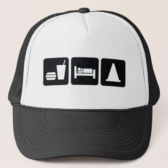 Eat Sleep AutoX Trucker Hat
