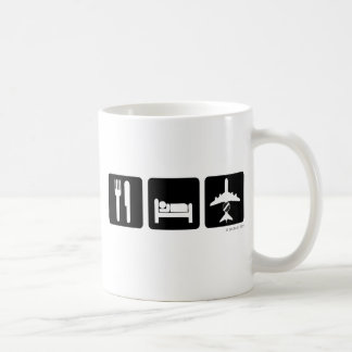 Eat Sleep AWACS Coffee Mug
