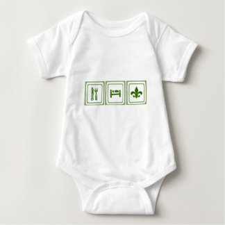 Eat Sleep... Baby Bodysuit