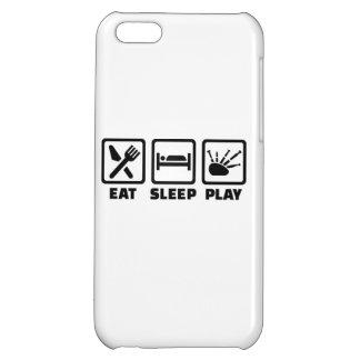 Eat Sleep Bagpipe iPhone 5C Covers
