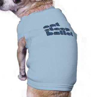 eat sleep ballet shirt