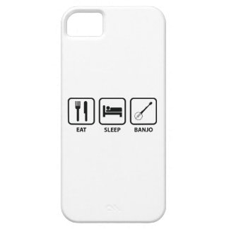 Eat Sleep Banjo iPhone 5 Covers