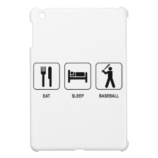 Eat Sleep Baseball Case For The iPad Mini