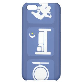 eat sleep baseball iPhone 5C covers