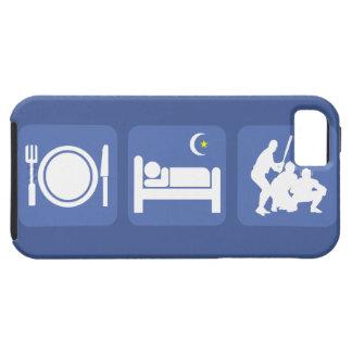 eat sleep baseball iPhone SE/5/5s case