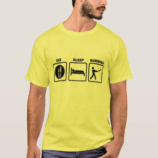 Eat.Sleep.Baseball T-Shirt