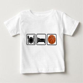 Eat, Sleep, Basketball Shirt