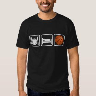 Eat, Sleep, Basketball T Shirt