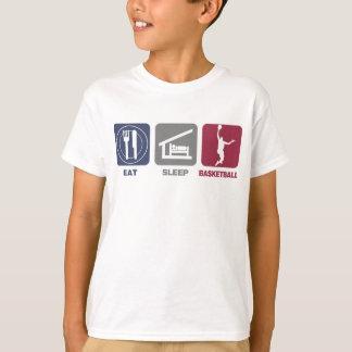 Eat Sleep Basketball T-Shirt