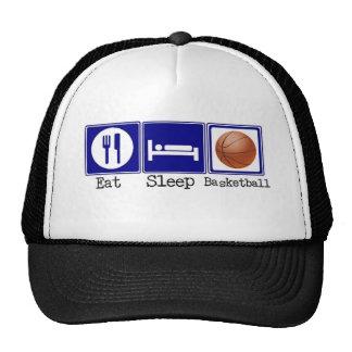 Eat, Sleep, Basketball Trucker Hat