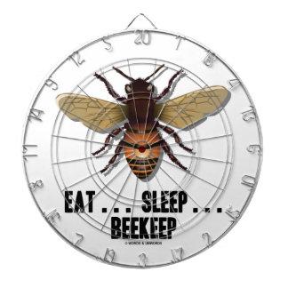 Eat ... Sleep ... Beekeep (Bee) Dart Boards