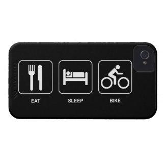 Eat Sleep Bike Case-Mate iPhone 4 Case