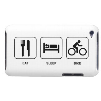 Eat Sleep Bike Case-Mate iPod Touch Case