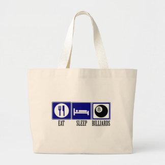 Eat, Sleep, Billiards Bag