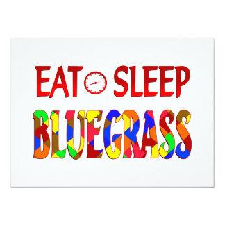 Eat Sleep Bluegrass Announcements