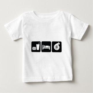 Eat Sleep Boost Baby T-Shirt