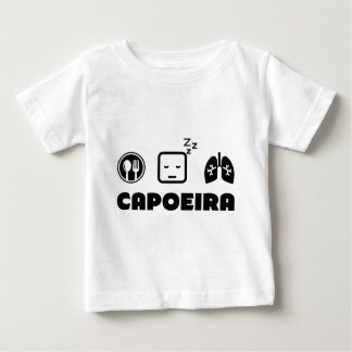 Eat Sleep Breathe Capoeira Tee Shirt