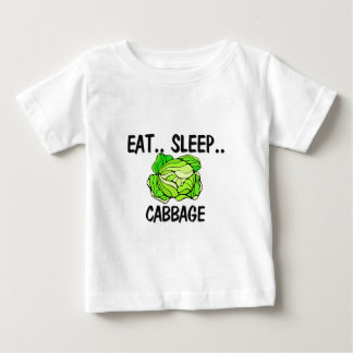Eat Sleep CABBAGE Infant T-shirt
