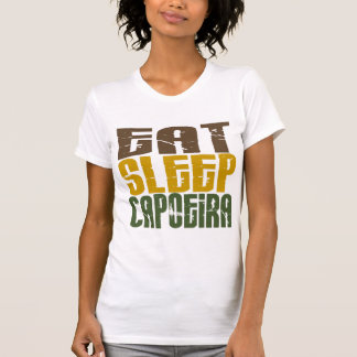 Eat Sleep Capoeira 1 Tanktops