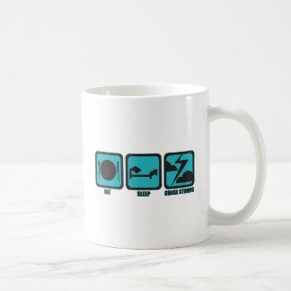 Eat Sleep Chase Storms Coffee Mug