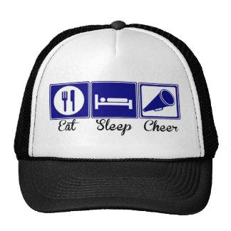 Eat, Sleep, Cheer Trucker Hat