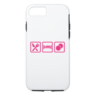 Eat sleep Cheerleading iPhone 8/7 Case